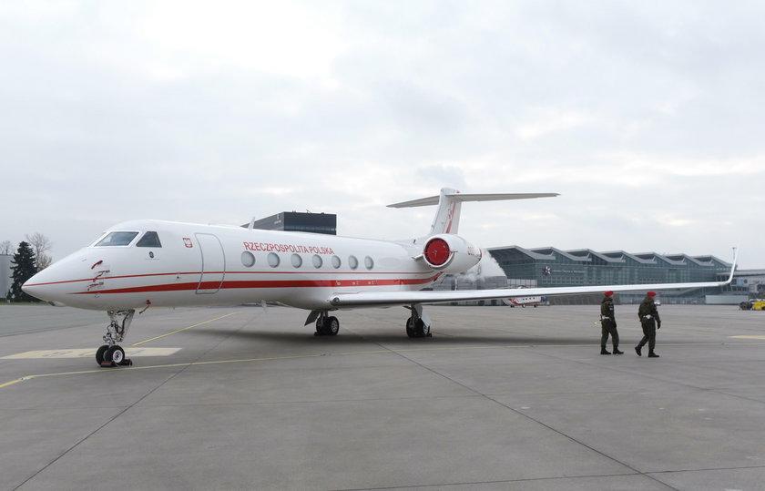 Rządowy Gulfstream