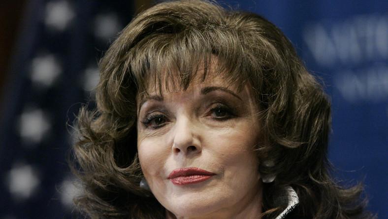 Joan Collins, czyli Alexis jakąkochamy