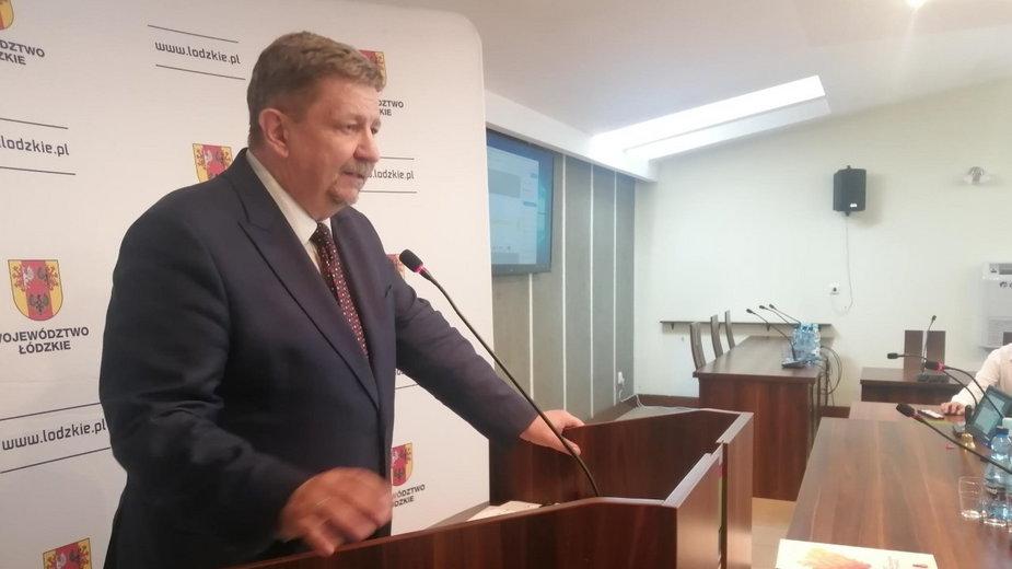 661 mln euro dla Łódzkiego. Spotkanie marszałka z mieszkańcami