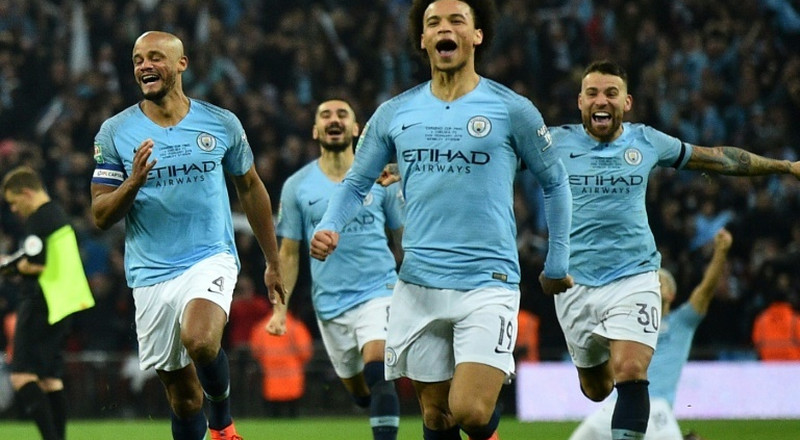Manchester City sign £650m kit deal with Puma for 10 years