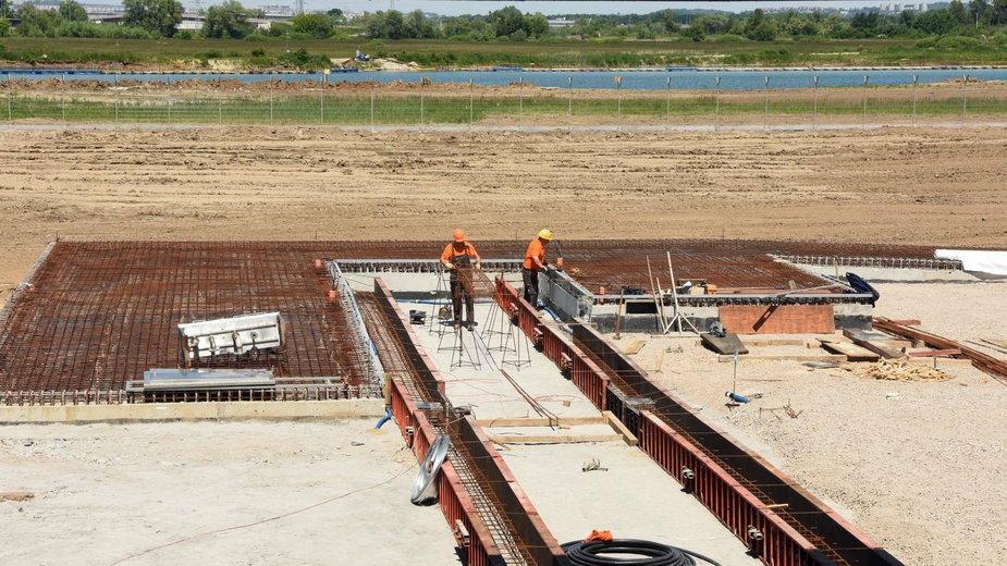 Budowa bazy LPR