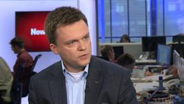 Szymon Hołownia w programie Tomasz Lis