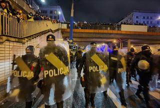 Wąsik: Działania policji wobec protestujących były prawidłowe