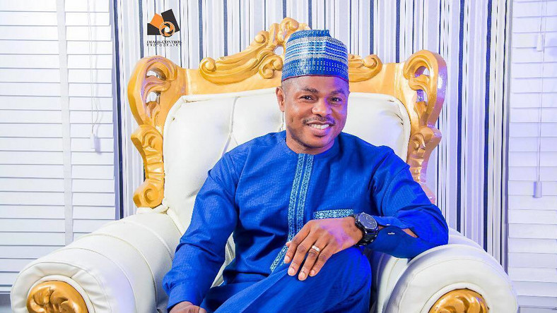 Yinka Ayefele and his wife, Temitope have welcomed triplets in the United States of America [Instagram/YinkaAyefele]