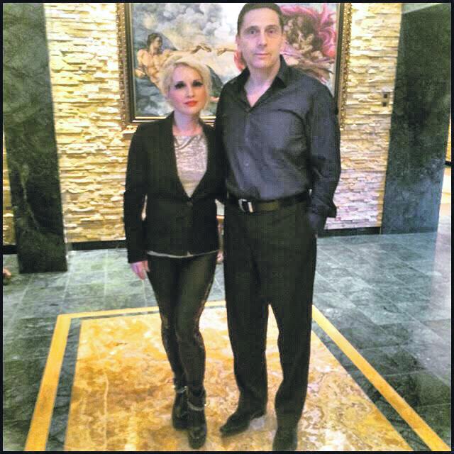 Ima neka tajna veza: Maja Nikolić i Nikola Sandulović