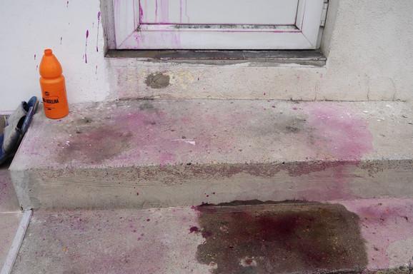 Ubistvo u Zemunu: Izboden student skrvario na ulici ispred svog stana