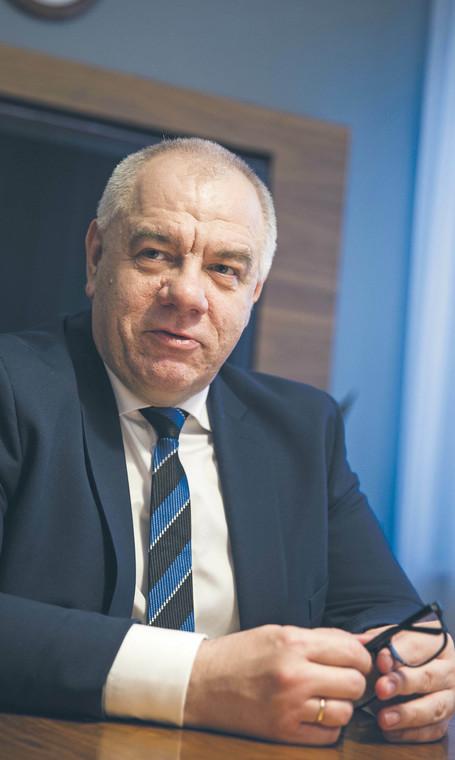 Jacek Sasin, minister aktywów państwowych  fot. Wojtek Górski