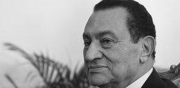 Hosni Mubarak nie żyje