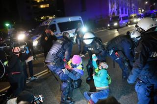 Kolejny dzień protestów po wyroku Trybunału Konstytucyjnego ws. aborcji