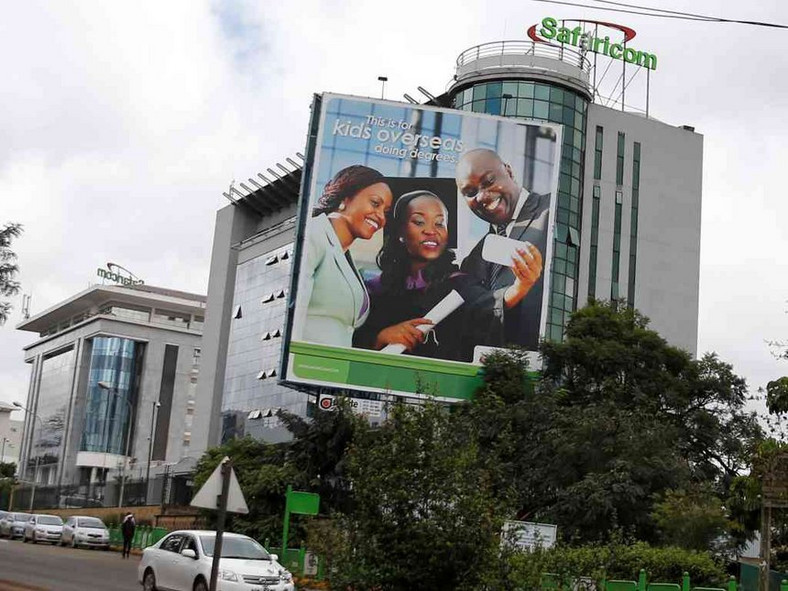 Safaricom Plc head office
