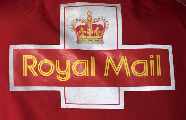 Brytyjska Poczta Królewska - Royal Mail.