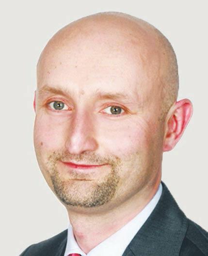 Rafał Krzyżak adwokat, senior associate, Kancelaria prawna D. Dobkowski sp. k. stowarzyszona z KPMG w Polsce