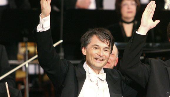 Dirigent Jun Merkl