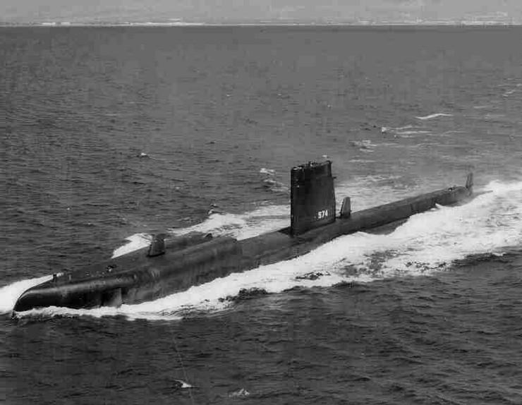 uss grejbek podmornica