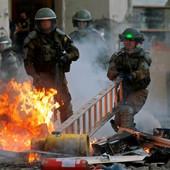 SRBIN U PAKLU REVOLUCIJE U ČILEU: Sve je delovalo mirno, a onda se policija okupila i počela da gađa vodenim topovima i suzavcem (VIDEO/FOTO)