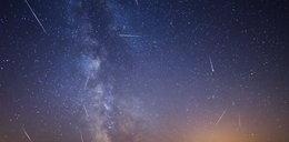 Noc spadających gwiazd w Krakowie - gdzie i kiedy je oglądać?