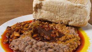 Ewa agoyin is a beloved breakfast [allnigerianfood]