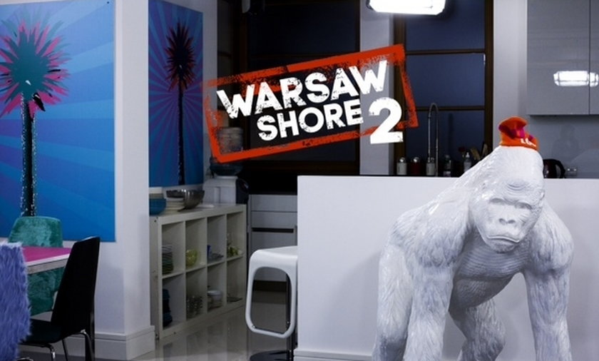 Warsaw Shore, nowy dom