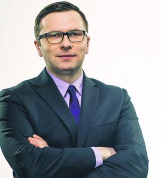 Rafał Magryś, wiceprezes Exatela.