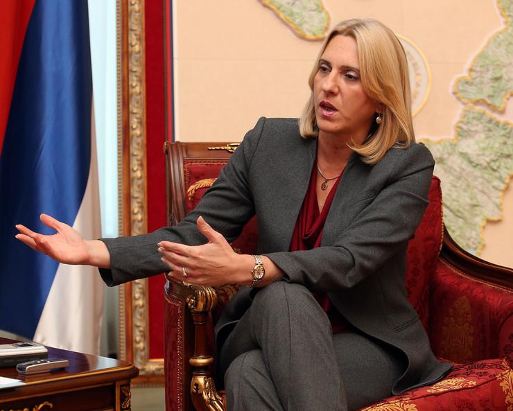 Zeljka Cvijanovic Vlada RS