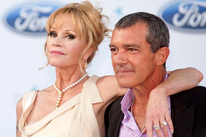 Antonio Banderas je bio velika ljubav Melani Grifit