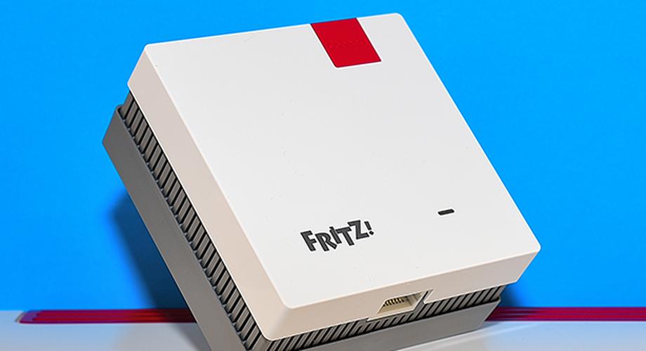 Test AVM Fritz Repeater 1200: Neues WLAN-Mesh von AVM