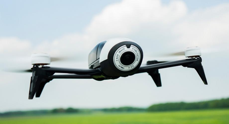 Parrot Bebop 2 im Test: Quadrocopter für Einsteiger