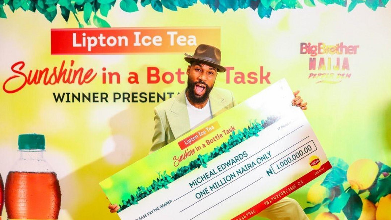 Image result for lipton ice tea and mike