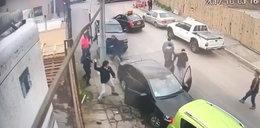 Chcieli ukraść samochód robotnikowi. Koledzy z pracy ruszyli na złodziei