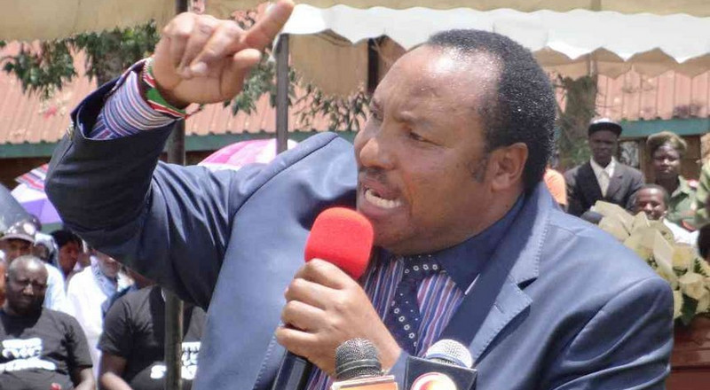 That is lack of manners - Waititu tells MPs after Uhuru's washenzi comment