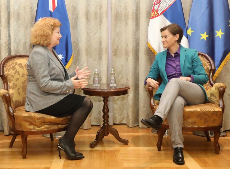 Ana Brnabić. foto Tanjug, Vlada RS