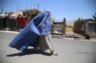 W Afganistanie najtrudniej być kobietą. Jak zmieni się ich sytuacja po wyjściu Amerykanów?