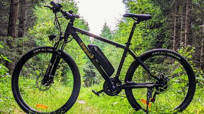 E-Mountainbike Eleglide M1 Plus für 750 Euro im Test: Preis-Leistungs-Primus