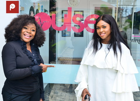 Omawumi and Waje's interview gave us an in depth  of their sisterly love and relationship [PULSE]