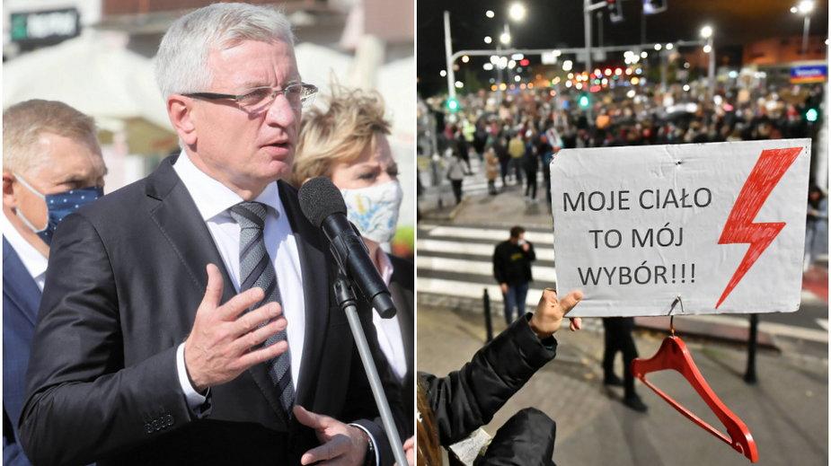 Jacek Jaśkowiak wspiera nauczycieli