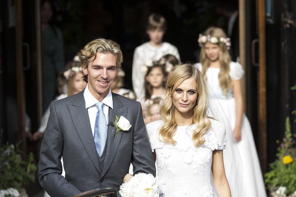 Najpiękniejsze Fryzury ślubne Gwiazd Vogue