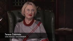 """""""Azyl"""": Teresa Żabińska i Jessica Chastain opowiadają o Antoninie Żabińskiej"""