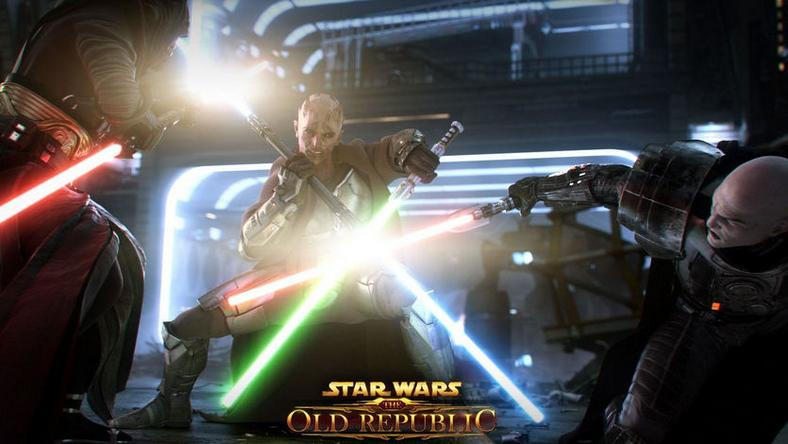 MMO: Star Wars The Old Republic