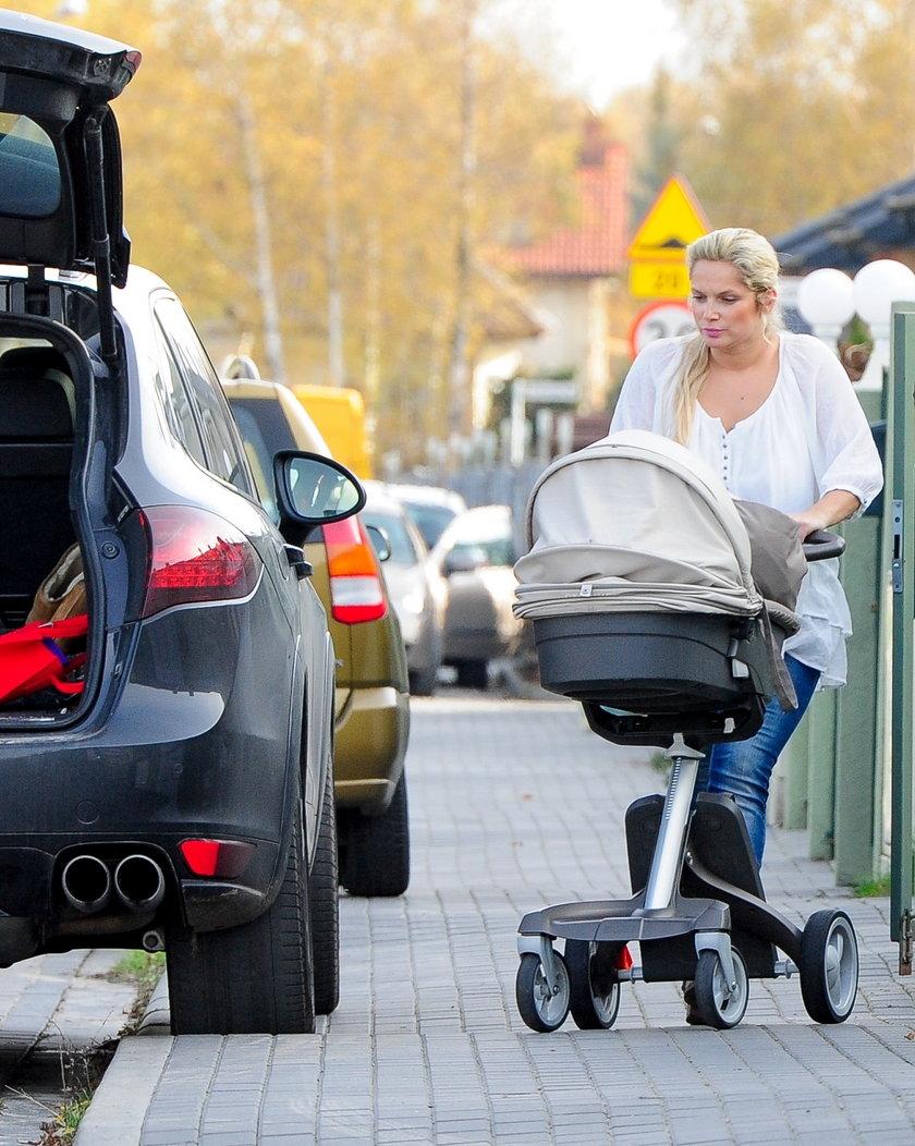 Joanna Liszowska w Szwecji nie jest gwiazdą