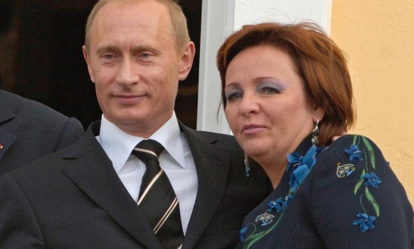 Ludmiła Putin