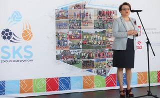Sejm odrzucił wniosek o wyrażenie wotum nieufności wobec minister edukacji