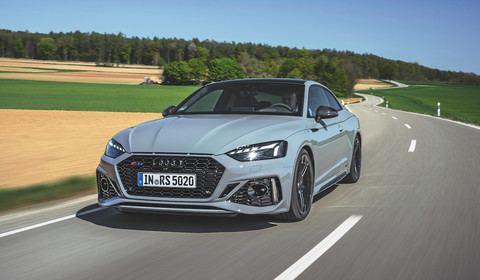 Audi RS 5 Coupe – jak lifting zmienił to auto?