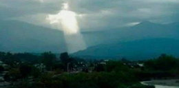 Widzisz Jezusa na niebie? Argentynka jest przekonana, że jej się objawił