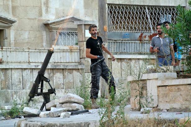 W ostatnich dniach notowania są determinowane przez możliwość interwencji Stanów Zjednoczonych w Syrii.