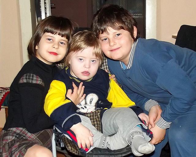 Čeznu za igračkama: Viktorija, Adrijan i Gregor