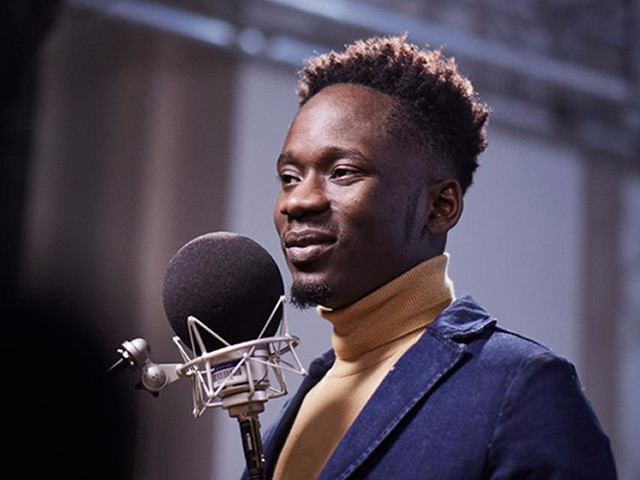 Mr Eazi has gotten his first BET nomination at the 2019 BET awards scheduled to hold on June 24, 2019.