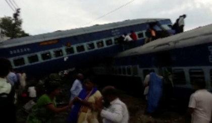 Katastrofa kolejowa w Indiach. 23 zabitych