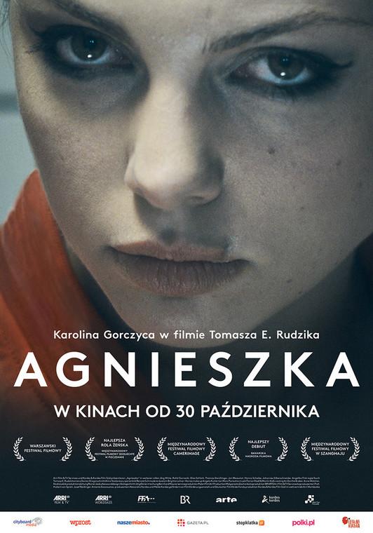 """Plakat filmu """"Agnieszka"""""""