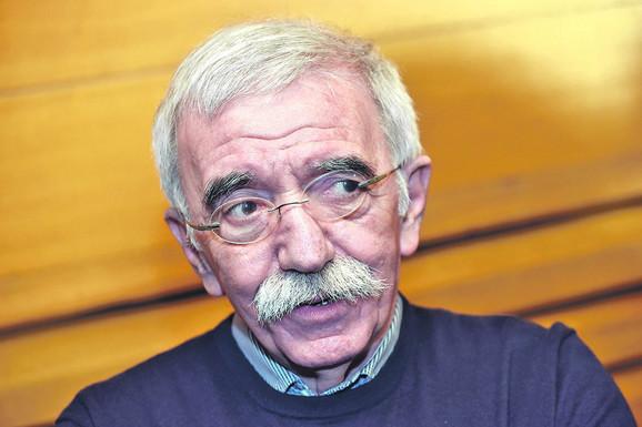 Fascinacija ovom materijom traje već više od dvadeset godina, kaže Unkovski