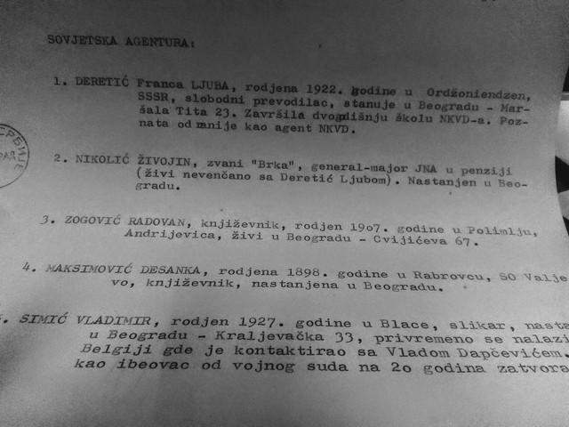 Dokument Udbe